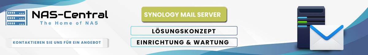 Synology Mail Server Installation
